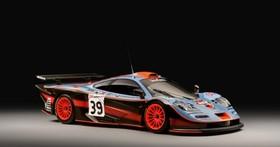McLaren MSO 專業修復計畫正式啟動,前利曼戰駒F1 GTR Longtail成最佳樣板!