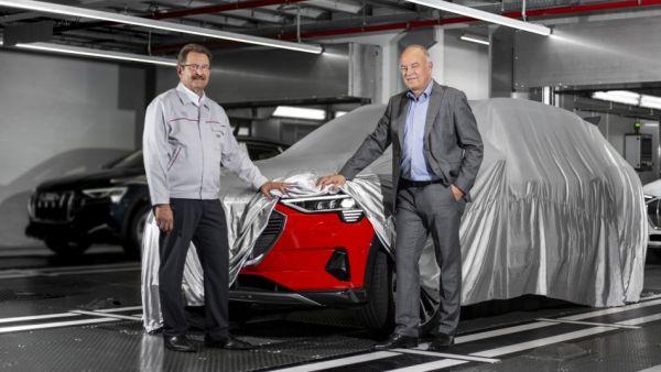 「電動浪潮」正式來臨,Audi e-Tron 宣告將在 9 月 17 日於美國舊金山正式發表!