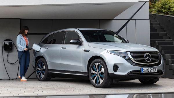 品牌首款「純電休旅」Mercedes-BenzEQC 正式登場,百公里加速「5.1秒」、續航力上看「450公里」!