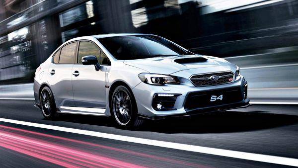 運動性能持續深化!Subaru WRX S4 STI Sport 日本限定發售
