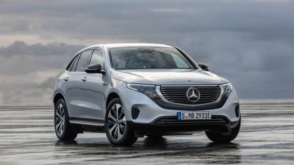正當全世界關注EQC時,Mercedes-Benz未來共有9款電動車於2022年前問世