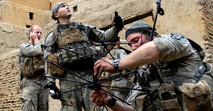 美軍想讓戰場通訊系統像iPhone一樣好用 卻太難了