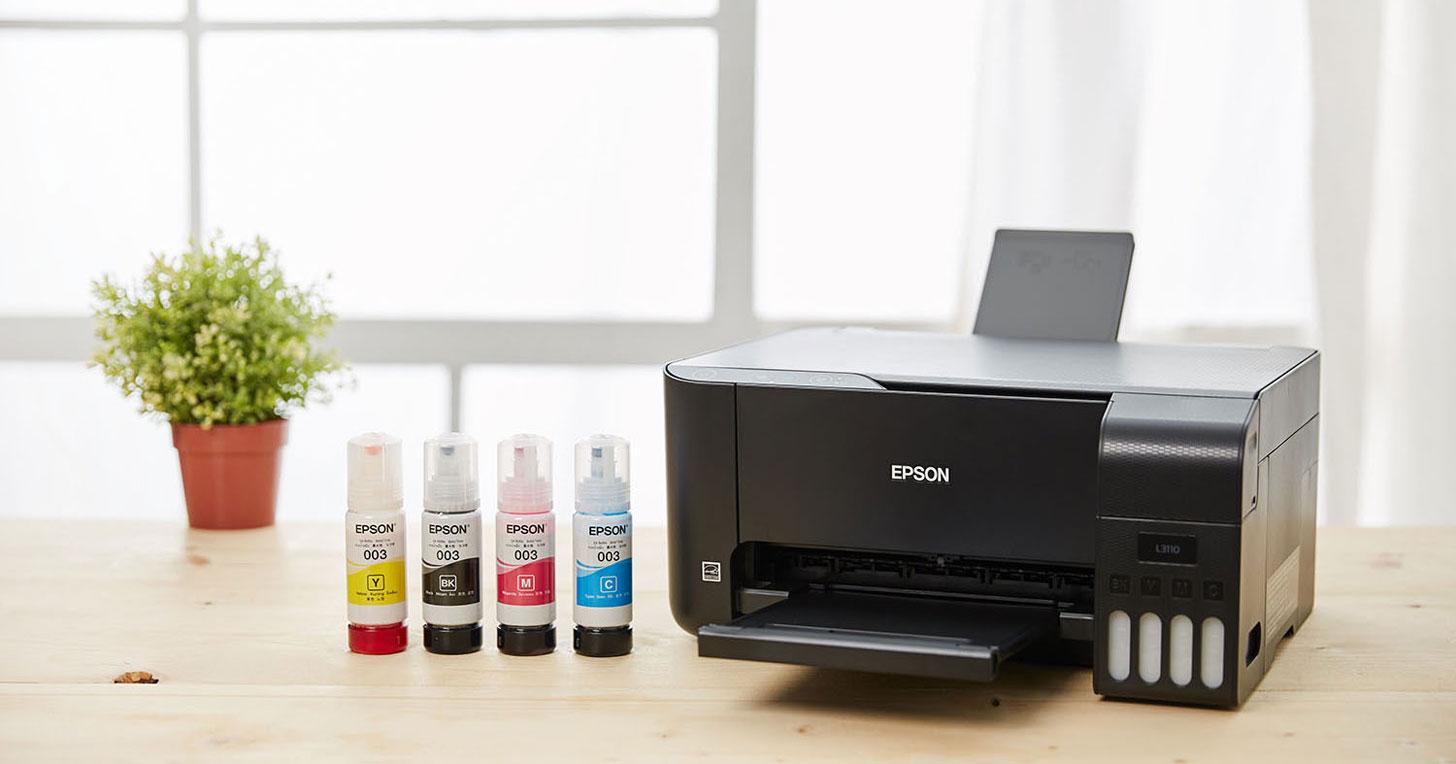 榮登市場最佛價!Epson L3110 搶先測,輕鬆買、用力省、印得也夠美