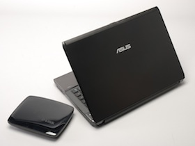 Asus U41SV 筆電實測:Intel WiDi 用無線打造家庭影音中心