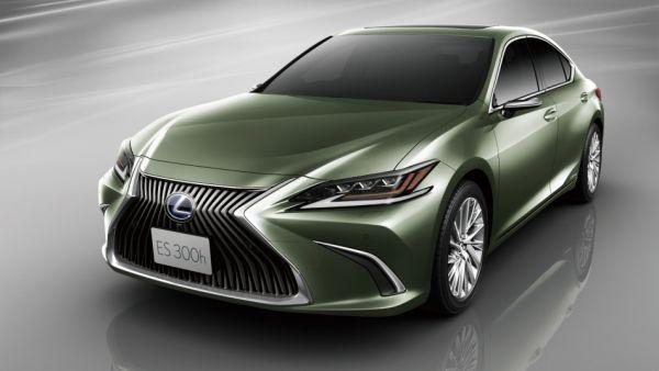 台灣10月見! Lexus ES 300h日規車型即將上市,量產車首見數位後視鏡!