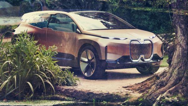 「通勤」也能是「旅行」,BMW Vision iNEXT Concept 搶先昭示下一世代的設計走向!