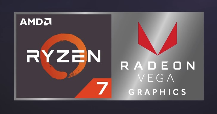 AMD 高效能行動版 Ryzen 5 2600H 和 Ryzen 7 2800H 處理器規格確立,後者再升級 Radeon RX Vega 11 Graphics