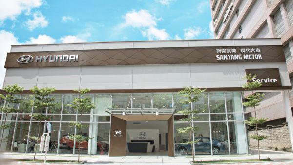 HYUNDAI現代汽車全新三重GDSI展間開幕!提供客戶3S級全方位嶄新體驗環境