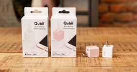 充電就自動備份!「Qubii 備份豆腐」用最輕鬆的方式幫自己的手機資料買保險