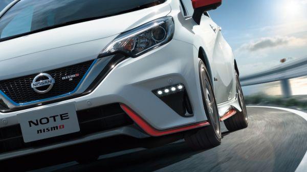 性能提升25%!Nissan Note e-POWER NISMO S日規獨家發售