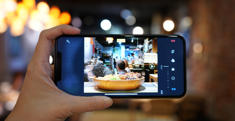 iPhone Xs Max 景深光圈調整實測,是不是真的媲美專業相機的光圈變化呢?