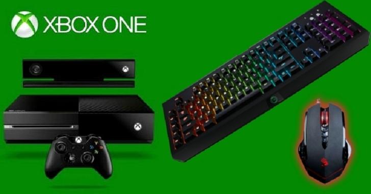等太久了!Xbox One 即將支援滑鼠及鍵盤,微軟更與 Razer 展開產品合作