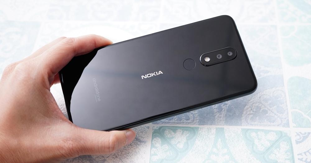 Nokia 5.1 Plus 開箱動手玩,中規中矩的 Android One 手機