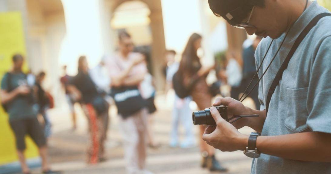 Sony RX100VI 前進米蘭時裝周!攝影師 River. Ts 體驗心得分享