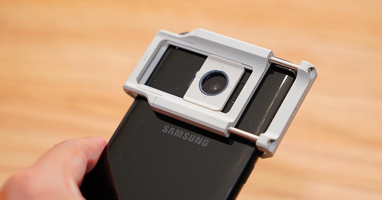一夾通吃外掛鏡頭與濾鏡,bitplay 推出 AllClip 通用鏡頭夾
