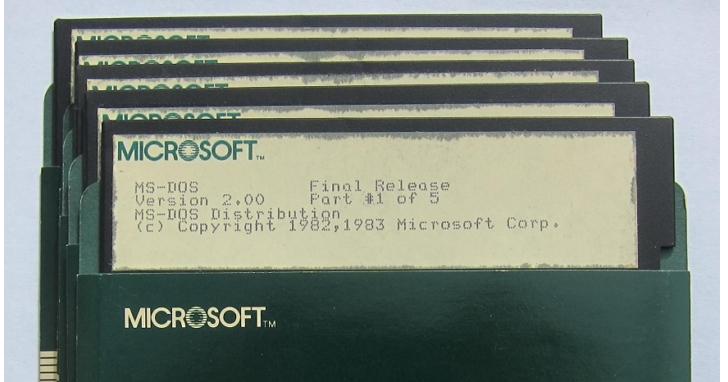 微軟重新開放 MS-DOS 1.25/2.0 程式原始碼,讓你能研究早期個人電腦誕生史