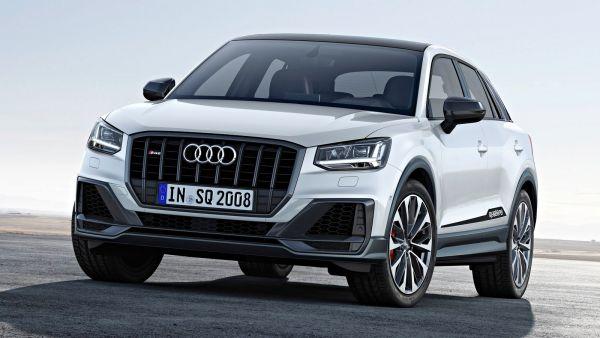 四環最新「性能」跨界休旅!Audi SQ2 定裝照與規格亮相