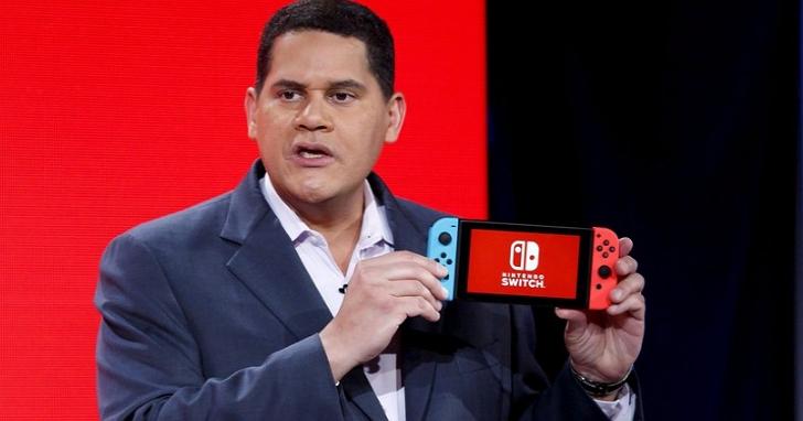 任天堂美國分公司總裁表示,任天堂從來沒有將Sony與Xbox視為「主要」競爭對手