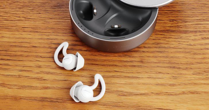 不是藍牙耳機!Bose Noise-Masking Sleepbuds- 助你一夜好眠的科技遮噪耳塞