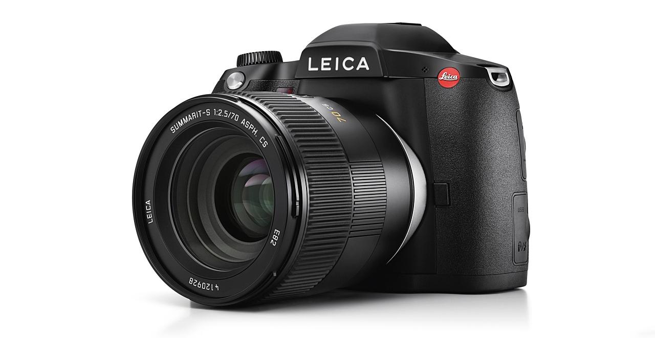 徠卡中片幅參戰,十週年款 Leica S3 發表,畫素 6,400 萬且可錄 4K 影片