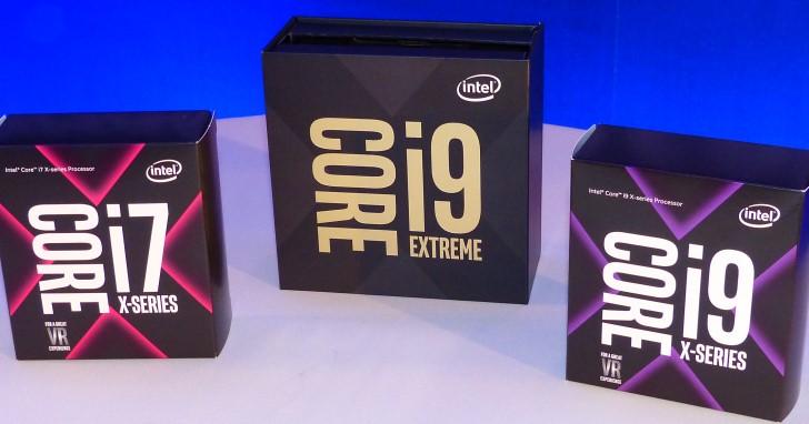 Intel HEDT 平台發表 7 款新一代 Core X 處理器,28 核心 Xeon W-3175X 平台資料曝光