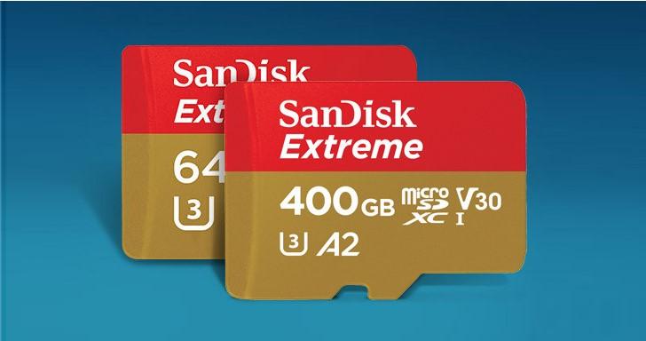 Sandisk推出A2規範Micro SD卡,提高I/O效能增進手機應用體驗