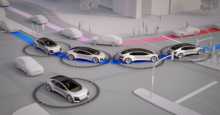 Audi「第25小時」計畫:預見零塞車的未來城市、減少33%通勤時間