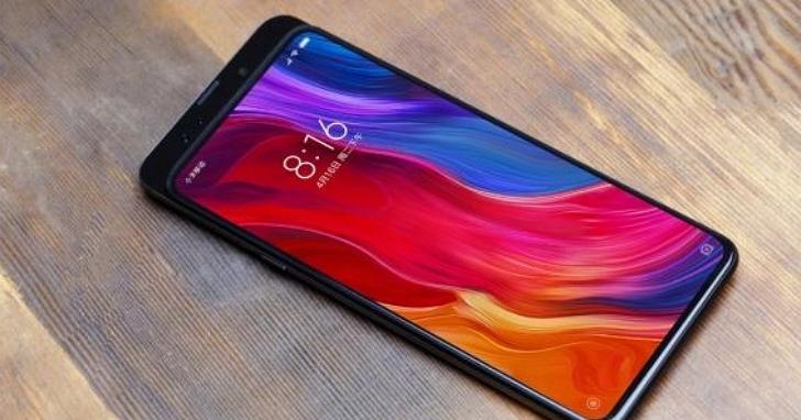 小米MIX 3將於本月25日發佈,升降式全螢幕設計、全球首款5G商用手機、10GB記憶體