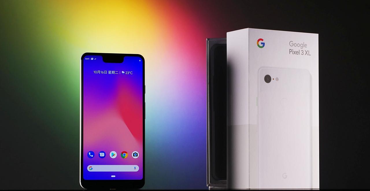 Pixel 3 XL 台灣版快速開箱,64GB 版 / 128GB 版該買哪一款?
