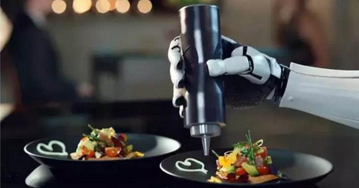 人工智慧當大廚?現在恐怕有點言之過早了