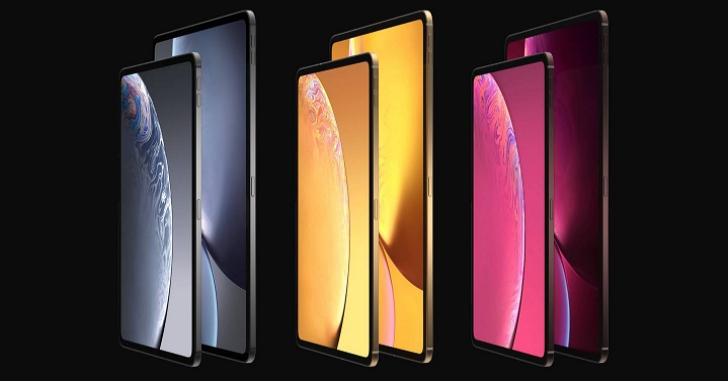 iPad Pro 將迎來最大改版:取消 Home 鍵,無瀏海全螢幕、首次採用蘋果自家研發GPU.....