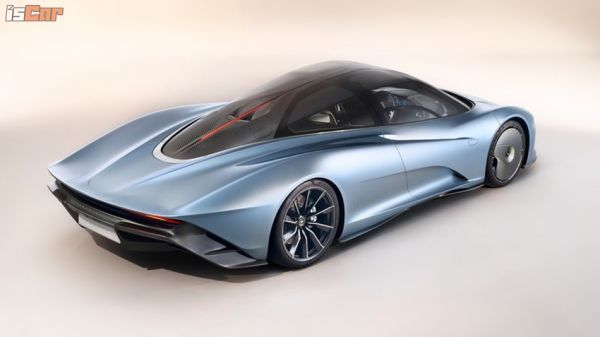 Bugatti Chiron退下!McLaren Speedtail旗艦「三座」GT超跑問世,靜止到300公里只要12秒!