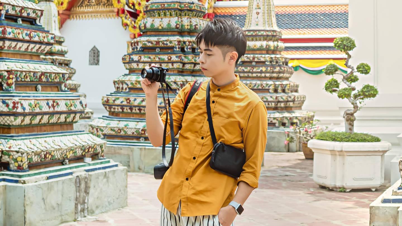 """何謂""""IG攝影""""?先來看看IG攝影師Wei W所用的Panasonic LX100II 攝影創作"""