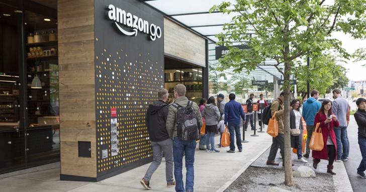 從美國超市的100年發展史來看,亞馬遜的無人店會是下一波未來趨勢嗎?
