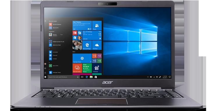 宏碁推新款Acer TravelMate T6系列輕薄商用筆電,讓行動辦公更加安全