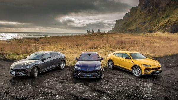 Lamborghini Avventura冰島行,和Urus一起看極光、縱橫冰與火之國!