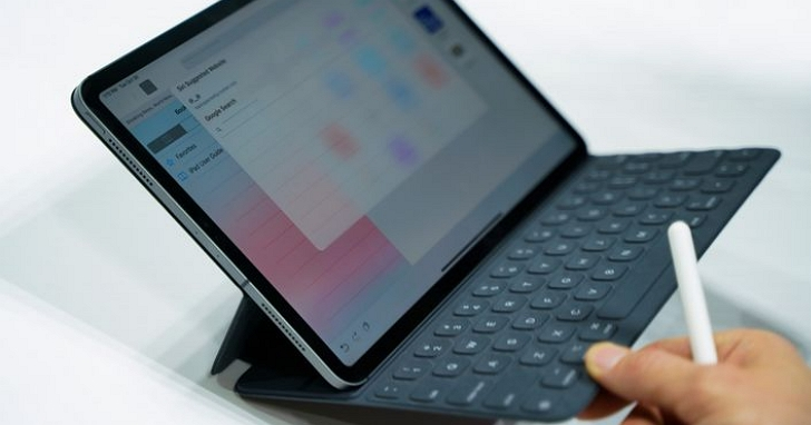 新 iPad Pro 現場動眼看:包括價格,它所有的更新都為了讓你覺得他是一台筆電