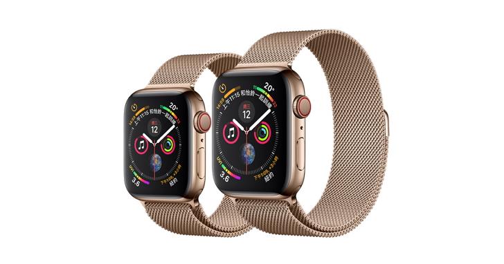 Apple Watch Series 4 來了!11 月 9 日開賣、售價 12,900 元起
