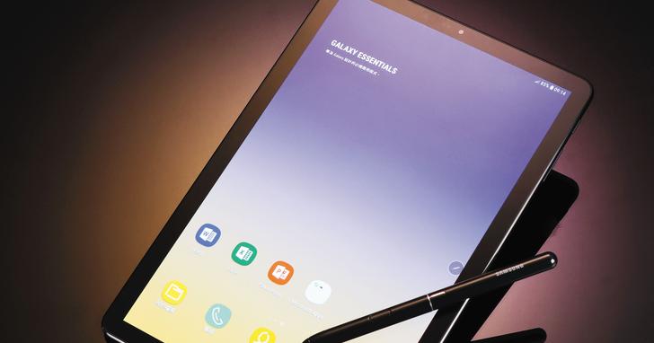 Samsung Galaxy Tab S4- 10.5吋平板加S Pen的手寫方案