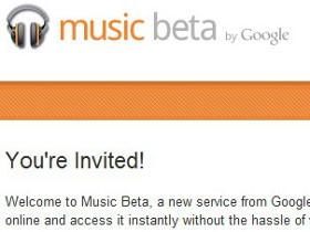 Google Music Beta 試玩:20,000首歌的雲端音樂服務