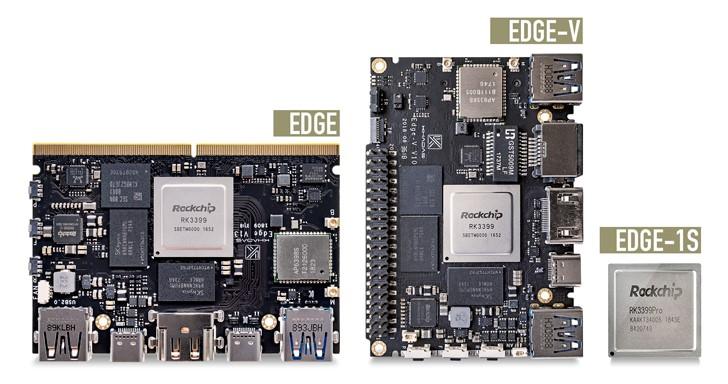 為改造而生的Khadas Edge單板電腦,3種規格專攻人工智慧應用