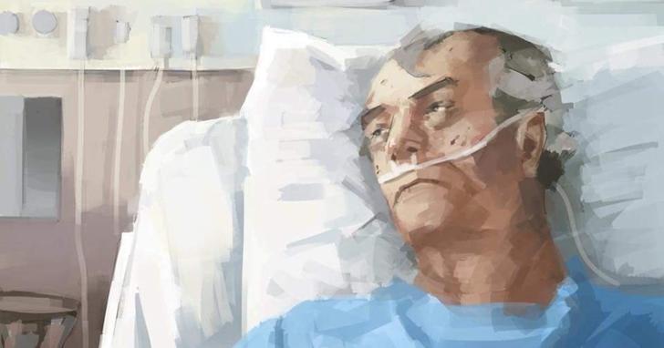 用桌遊關懷長照,在這款桌遊裡幫助這位遲暮老人在醫院回憶他的一生