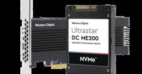Western Digital推出Ultrastar記憶體硬碟 進軍記憶體內運算(In-Memory Computing)市場