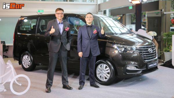 商務自用新選,Hyundai Grand Starex小改款正式抵台,137.8 萬元起即日上市!