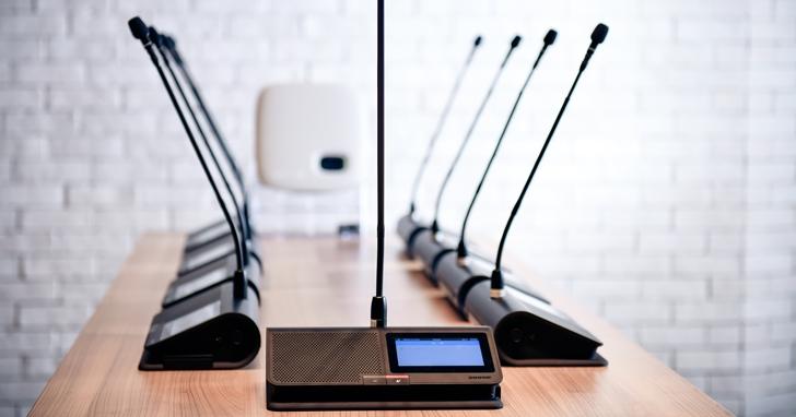 多人會議通訊進階新選擇!Shure 全新 Microflex Complete 有線/無線雙會議系統亮相