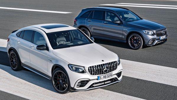AMG 63性能狂旅降臨,Mercedes-AMG GLC 63 / 63 S Coupe正式售價出爐