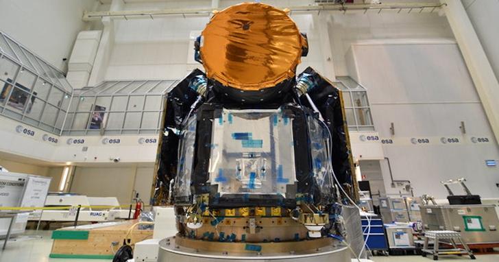 歐洲太空總署確定下一個系外太空望遠鏡CHEOPS,將在庫魯發射