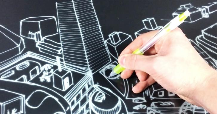 元太科技挑戰Sony可書寫電子紙,發表「JustWrite」電子紙可觸控筆書寫幾乎無遲滯