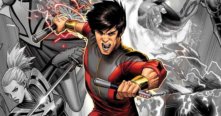 漫威決定進攻華人市場,亞裔英雄《Shang-Chi》將加入電影宇宙,《浴血任務》編劇擔任主筆