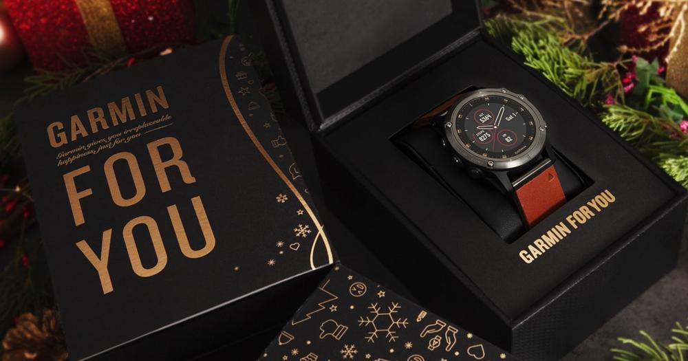 Garmin 品牌月促銷,從手錶到行車記錄器 6 折起